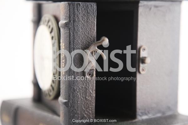 Wooden Drawer Shutter Lock