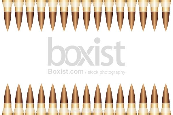 Bullets Border Frame