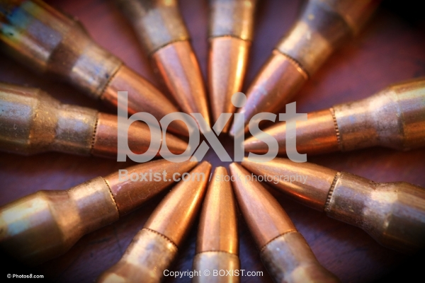 Bullets Circle