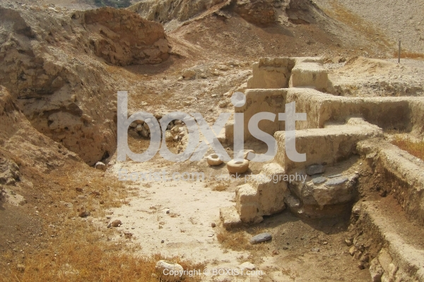 Architectural Remains in Jericho