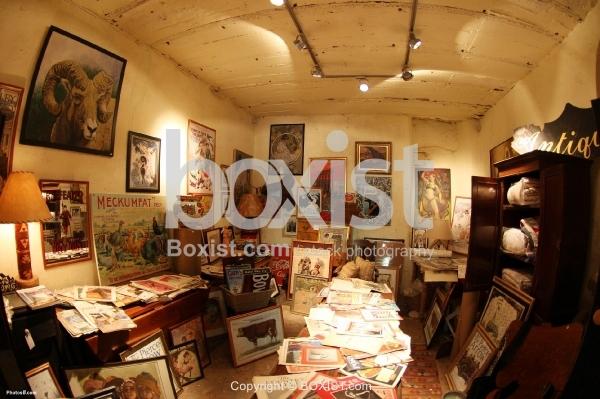 Art Posters Gallery Room
