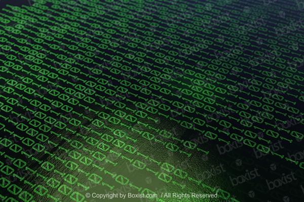 Asian Dragon Tattoo Design