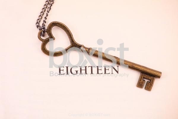 Eighteen Love Key