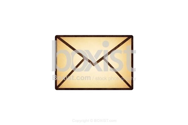 Email Letter Envelope