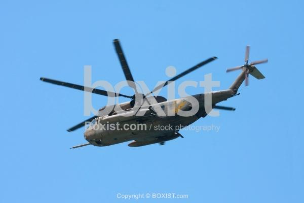 Military Super Stallion Helicopter