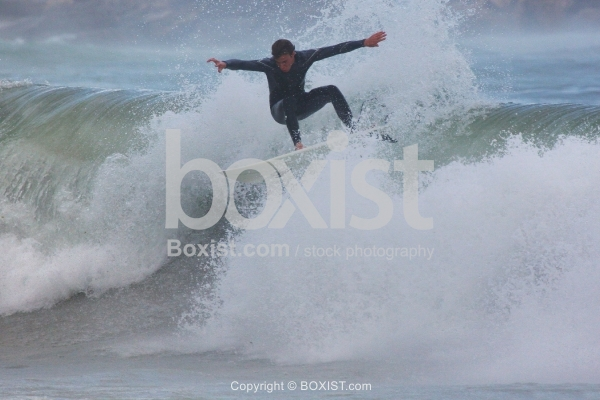Surfing With Waves