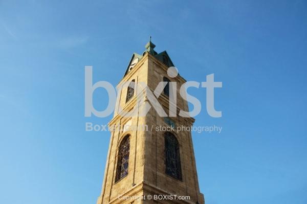 Clock Tower in Jaffa