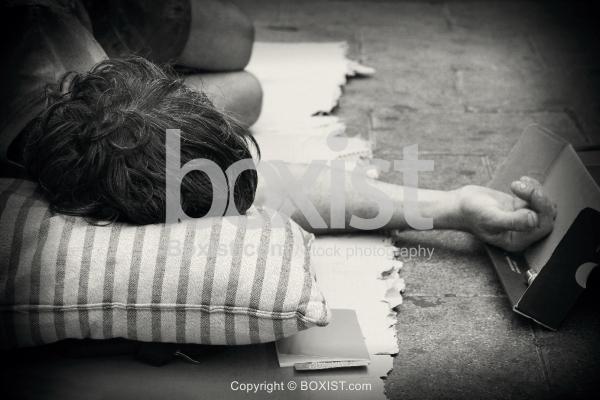 Street Homeless
