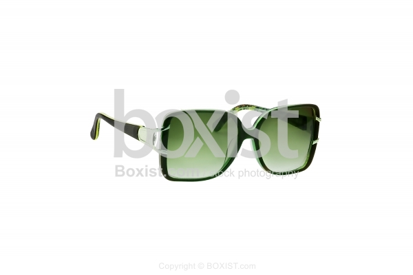 Green Fashion Sunglasses