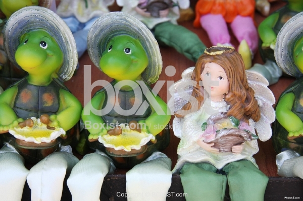 Princess and Frogs Kids Toys