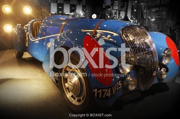 Roadster 302 Peugeot Darlmat Classic Car