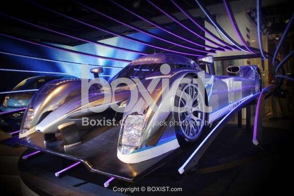 Formula One Concept Car