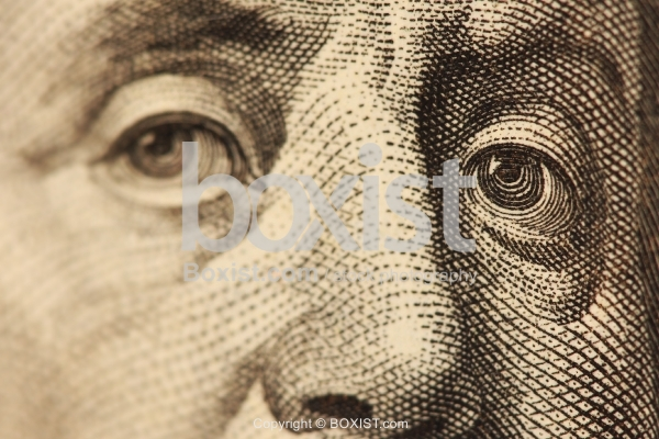 Benjamin Franklin Eyes