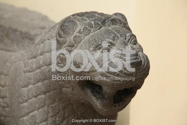 Basalt Hittite Lion Sculpture From Kahramanmaras 9th century BC
