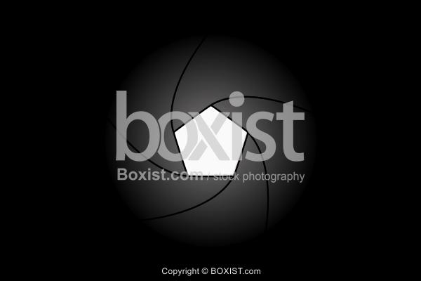 Lens Shutter Background