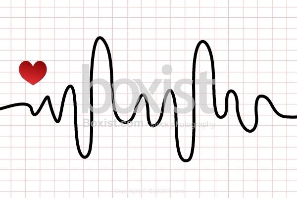 Love Heart Pulse Monitor