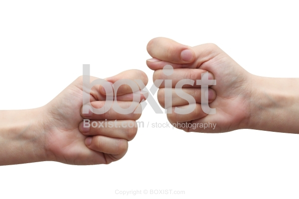 Hands With Fig Sign