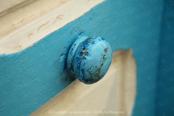 AK47 Rifle With Marijuana Leaf