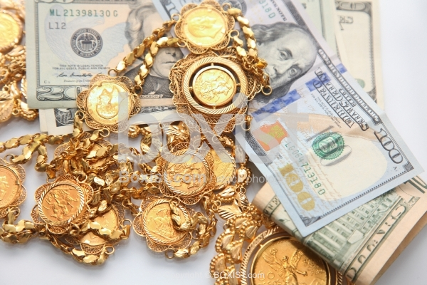Gold And Dollars