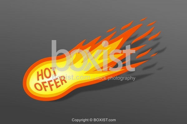 Hot Offer Fire Flame