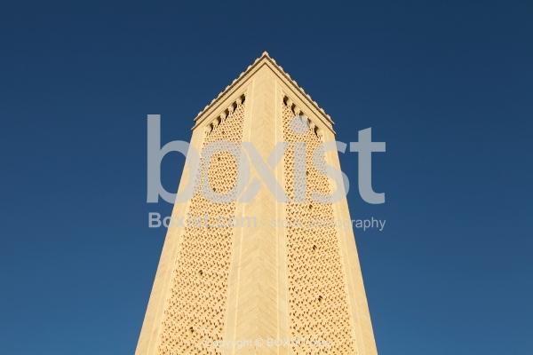North African Squared Minaret