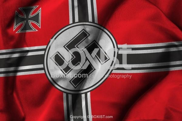 Nazi Navy Flag