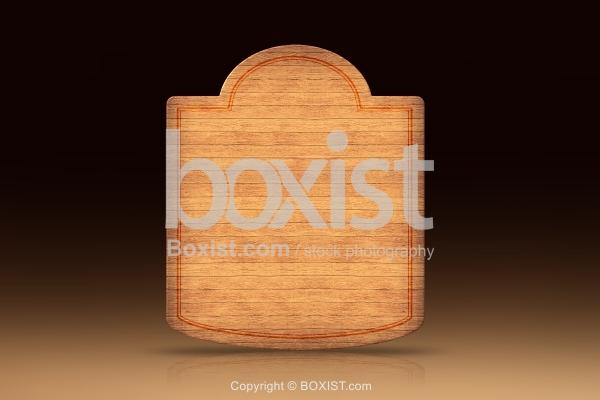 Wooden Plaque Design