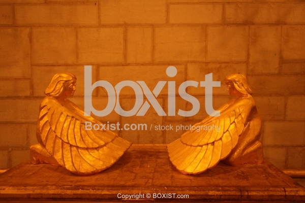 Ark of the Covenant Two Angels