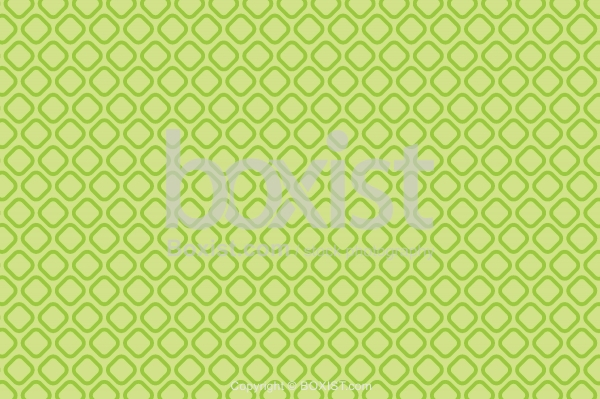 Green Circular Square Pattern Background