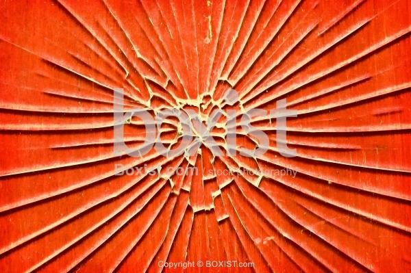 Broken Glass Canvas Artwork