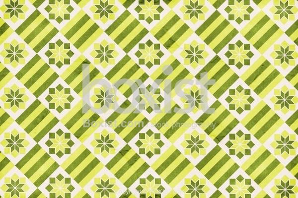 Decorative Arabesque Tiles Patterns