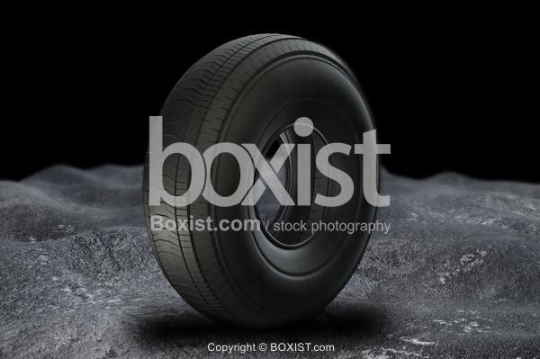 Tire 3D Concept Design