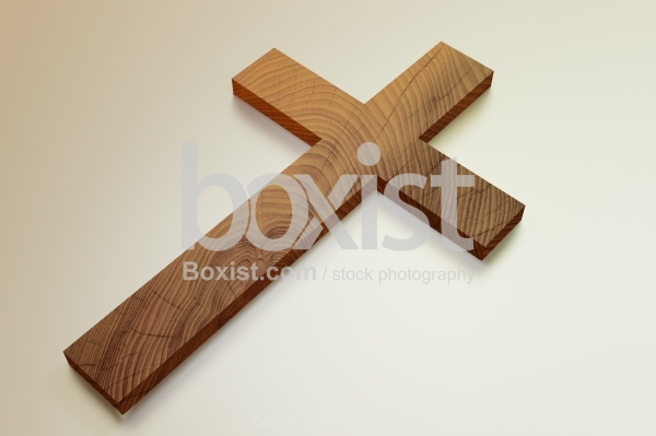 Simple Wooden Cross Design