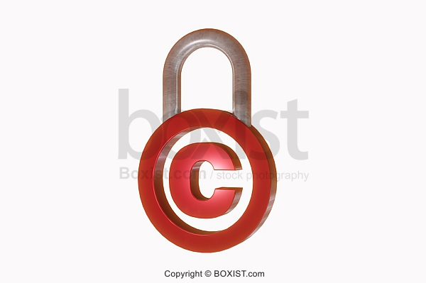 Copyright Lock 3D Design