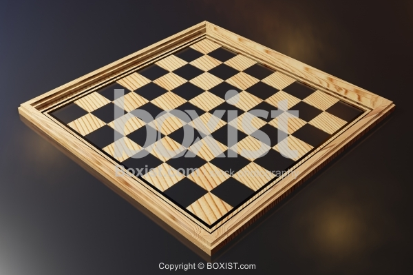 Chess Wooden Board
