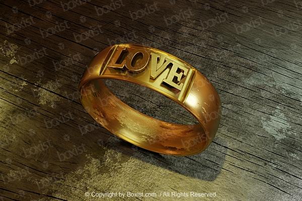 Love Golden Ring
