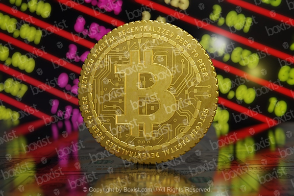 Bitcoin With Stock Chart