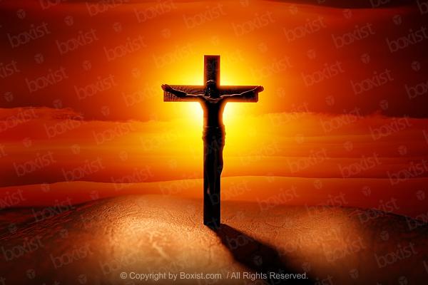 Crucified Jesus