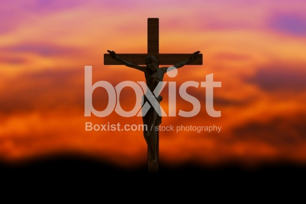Crucifixion of Jesus on the Cross