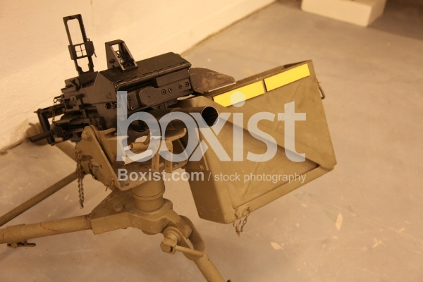 40mm Automatic Grenade Launcher Made by Israeli Army