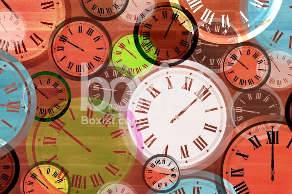 Abstract Clocks Background