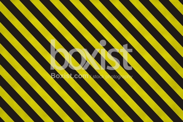 Yellow And Black Stripes Background