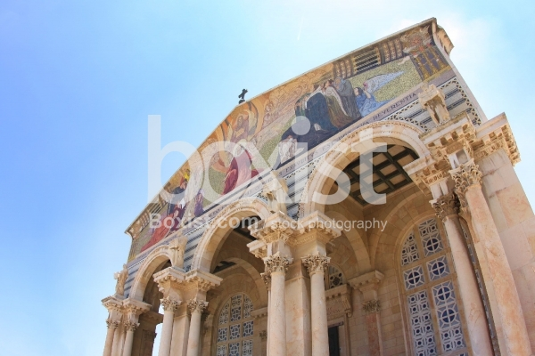 All Nations Church in Jerusalem