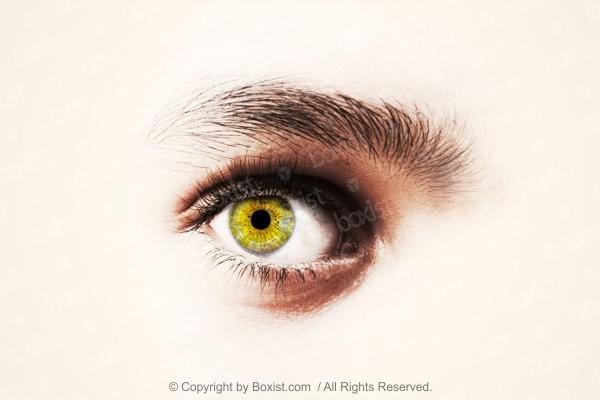 Boy Eye Manipulation