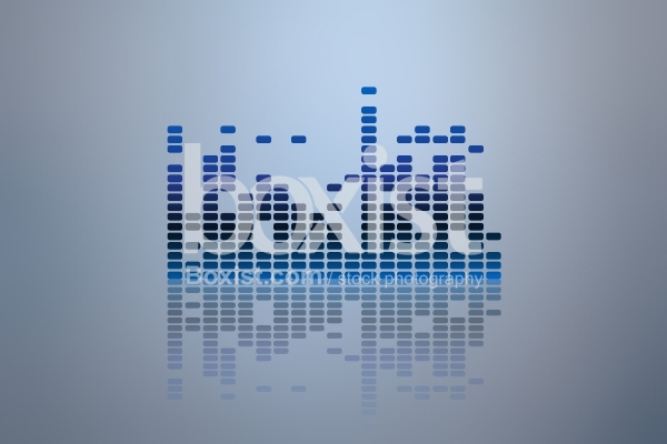 Music Volume Dots