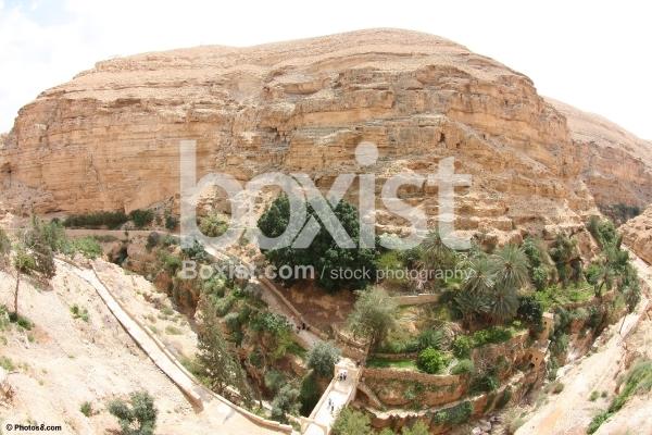 Wadi Qelt Valley