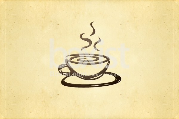 Vintage Coffee Logo Design