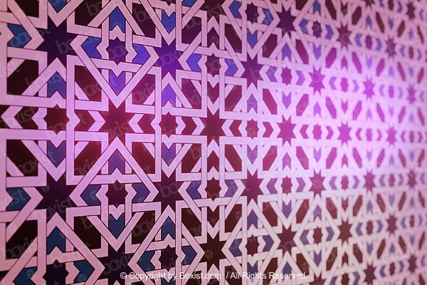 Arabian Warrior on Horse