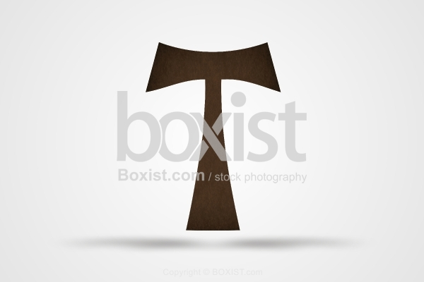 Cross of Tau Design