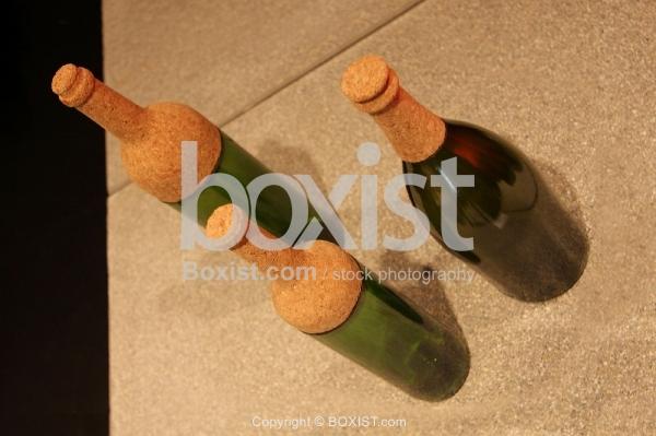 Unique Bottles Corks